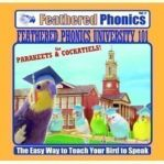 Feathered Phonics CD Volume 9 University 101