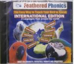 International Edition: Feathered Phonics CD #5