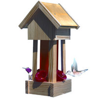 Perky Pet Wishing Well Hummingbird Feeder