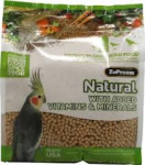 Zupreem Cockatiel Natural 2.5 lb bag
