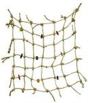 Natural Sisal Climbing Net-Zoo Max