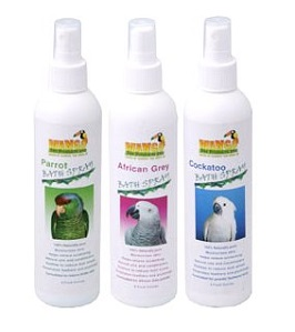 283881 - Mango Bath Spray - Cockatoo