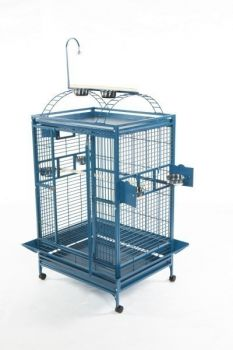 40 x 30 x 48 Macaw Powder Coated Play Top AE Cage