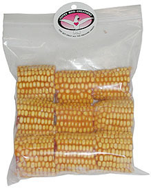 Super Bird Toy Creations Drilled Corn 9 Pack