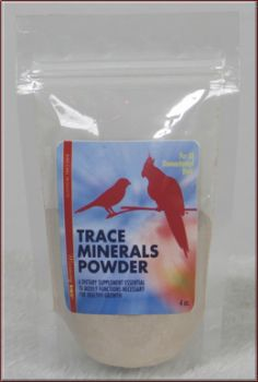 3oz Trace Minerals Powder-Morning Bird