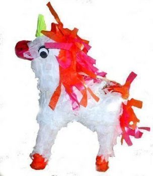 Unicorn Pinata-Fetch It Pet Polly Wanna
