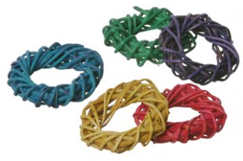 Super Bird Toy Creations Vine Rings 100 pack