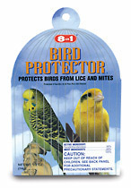 8 In 1 Bird Protectors For Small Birds