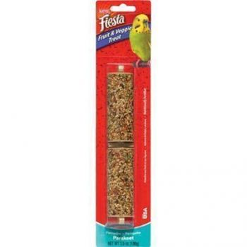 Parakeets Fruit & Veggie Treat Stick-Kaytee Fiesta