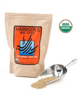 1lb Super Fine High Potency-Harrison's