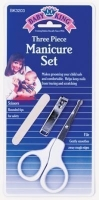 Three Piece Manicure Set