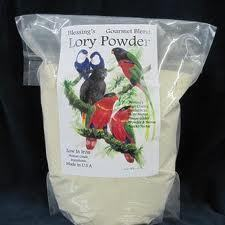 Blessing's Lory Powder