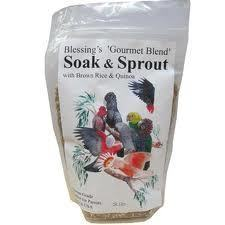Blessing's Gourmet Blend Soak and Sprout - 2 lbs.