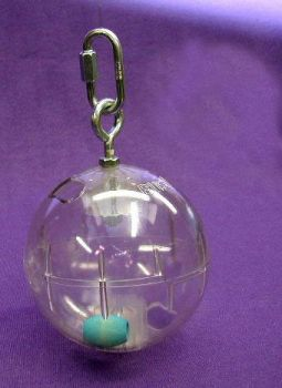 Large Hanging Busy Ball