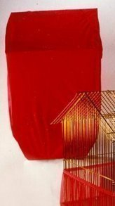Med Bird Cage Cover Sheer Guard