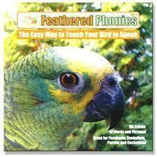 Teach Bird to Speak: Feathered Phonics CD #1