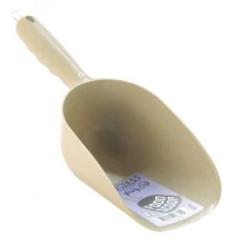 2 Cup Plastic Food Scoop
