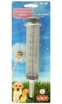 35ml Hand Feeding Syringe-Lixit