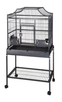 28 x 18 Powder Coated Flight A&E Cage