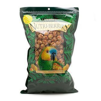 Lafeber's Tropical Fruit Nutri-Berries Parrot 10oz