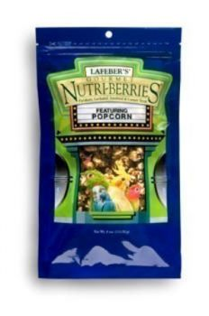 4oz Sm Bird Popcorn Nutri-Berries Treat