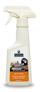 8oz Bird Mite & Lice Spray-Ruffled Feathers