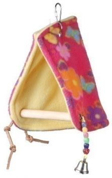 Med Peekaboo Perch Tent-Super Bird