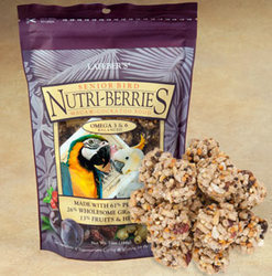 Macaw Senior Bird Nutri-Berries-Lafeber's