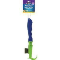 Super Pet Steel Wire Brush & Perch Cleaner