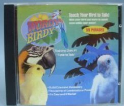 Time to Talk: Wordy Birdy CD Training Disk #1